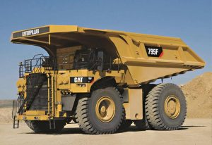 Caterpillar-Dump-Truck