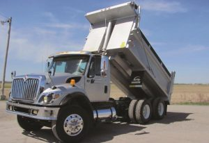 International-Dump-Truck