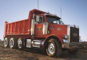 Paccar-Peterbilt-Dump-Truck